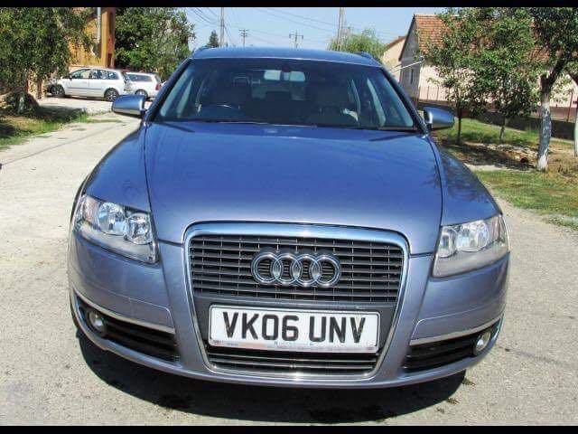 Dezmembrez Audi A6 din 2007, 2.0 TDI, tip motor BRE, manuala, break