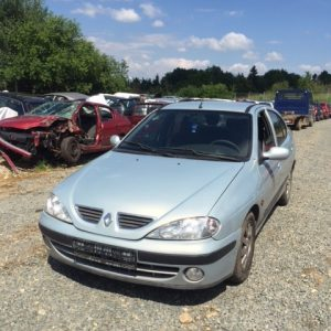 Reno Megan 1,9dci an 2000, sedan 5 trepte