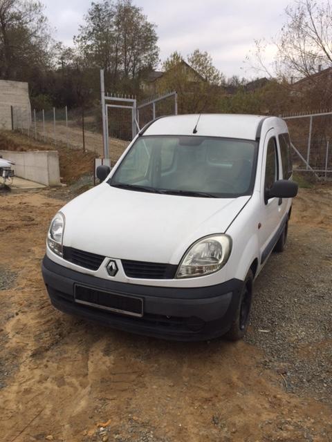 Renault Kangoo 2005, 1,5dci, cutie manuala 5 trepte, autoutilitara