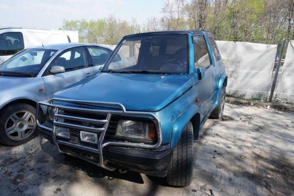 Dezmembrez Suzuki Vitara, an 1993, 1.6 Benzina, 4x4, manuala