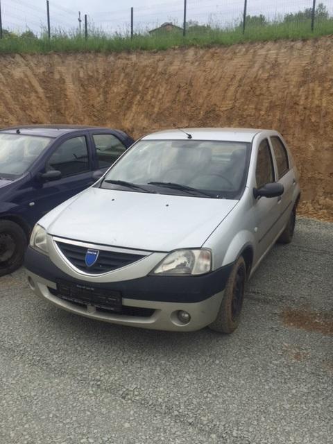 Dacia Logan an 2006 1.6benzina, 8 valve tip motor K7M 710 sedan