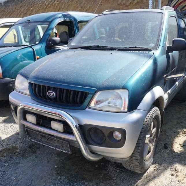 dezmembrez-Daihatsu-Terios-2001-1.3-benzina-manuala-1