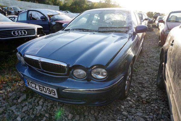 Dezmembrez Jaguar X-Type V6 SE, an 2001, motorizare 2.5 benzina, automata